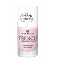 ESSENCE ESMALTE MANICURA FRANCESA BEAUTIFYING 01 GIRL'S BEST FRENCH