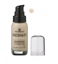 ESSENCE FRESH & FIT AWAKE MAKE UP 10 FRESH IVORY 30 ML