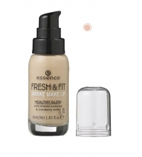 ESSENCE FRESH & FIT AWAKE MAKE UP 20 FRESH NUDE 30 ML