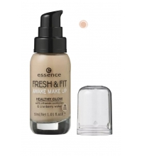 ESSENCE FRESH & FIT AWAKE MAKE UP 30 FRESH HONEY 30 ML