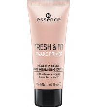 ESSENCE FRESH & FIT AWAKE PRIMER 30ML
