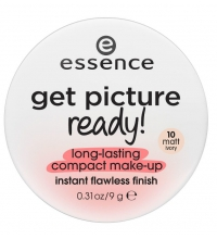 ESSENCE MAQUILLAJE POLVOS COMPACTOS GET PICTURE READY ! 10 MATT IVORY
