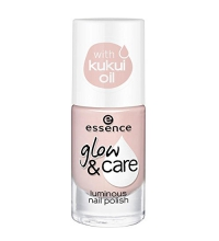 ESSENCE GLOW & CARE LUMINOUS ESMALTE 01 CARE IS IN THE AIR