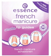 ESSENCE GUIAS MANICURA FRANCESA CREATIVAS
