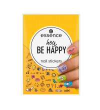 ESSENCE HEY BE HAPPY NAIL STICKERS
