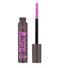 ESSENCE I LOVE EXTREME CRAZY VOLUME BROWN MASCARA 12 ML