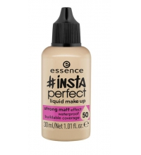ESSENCE BASE DE MAQUILLAJE INSTA PERFECT 50 PERFECT HONEY 30ML