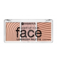 ESSENCE LIGHT UP YOUR FACE PALETA ILUMINADORA 10