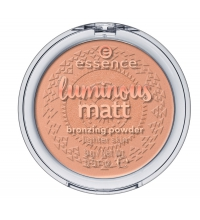 ESSENCE LUMINOUS MATT POLVOS BRONCEADO 01 SUNSHINE