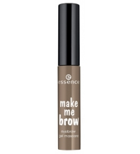 ESSENCE MAKE ME BROW GEL MASCARA PARA CEJAS 03 SOFT BROWNY BROWS