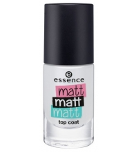ESSENCE MATT MATT MATT TOP COAT 37 8 ML