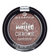 ESSENCE MELTED CHROME EYESHADOW 07 WARM BRONZE