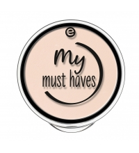 ESSENCE MY MUST HAVES SOMBRA DE OJOS 09 CHILLI VANILLI