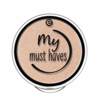 ESSENCE MY MUST HAVES SOMBRA DE OJOS 01 GO GOLDIE!
