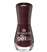 ESSENCE THE GEL NAIL POLISH ESMALTE DE UÑAS 109 GLITTER CHOC
