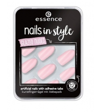 ESSENCE UÑAS POSTIZAS NAILS IN STYLE 08 GET YOUR NUDES ON