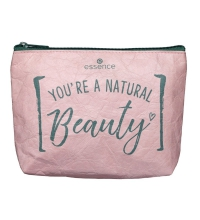 ESSENCE NATURAL BEAUTY MAKE-UP BAG