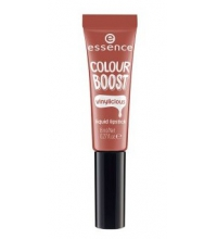ESSENCE BARRA DE LABIOS LIQUIDA COLOUR BOOST VINYLICIOUS 02 NUDE 8 ML