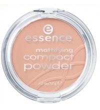 ESSENCE POLVOS COMPACTOS MATIFICANTES 01 NATURAL BEIGE 12g