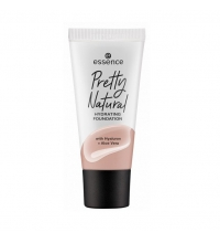 ESSENCE PRETTY NATURAL BASE DE MAQUILLAJE HIDRATANTE 130 COOL OCHRE 30 ML