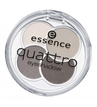 ESSENCE QUATTRO SOMBRA DE OJOS 07 OVER THE TAUPE
