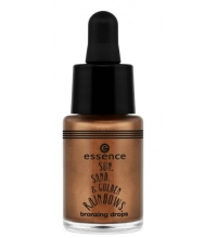 ESSENCE SAND & GOLDEN GOTAS BRONCEADORAS 02 GOLDEN SUNSET