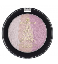 ESSENCE SAND & GOLDEN ILUMINADOR BAKED MULTICOLOR 01 DREAMS ARE CALLING