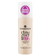 ESSENCE STAY ALL DAY 16H LONG-LASTING MAKE-UP WATERPROOF 05 SOFT CREAM 30ML