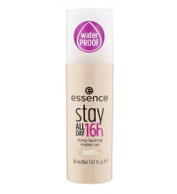 ESSENCE STAY ALL DAY 16H LONG-LASTING MAKE-UP WATERPROOF 08 SOFT VAINILLA 30ML