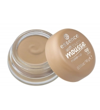 ESSENCE SOFT TOUCH MAQUILLAJE EN MOUSSE 02 MATT BEIGE