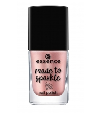 ESSENCE MADE TO SPARKLE ESMALTE DE UÑAS - 01 GLAM LIKE BAM