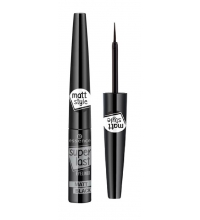 ESSENCE SUPERLAST EYELINER MATT BLACK
