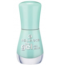 ESSENCE GEL NAIL POLISH ESMALTE DE UÑAS 40 PLAY WITH MY MINT