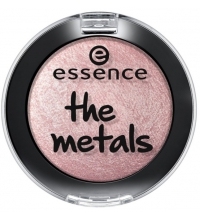 ESSENCE SOMBRAS DE OJOS THE METALS 06 ROSE RAZZLE-DAZZLE