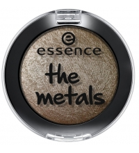 ESSENCE SOMBRAS DE OJOS THE METALS 09 PATINA GLOW