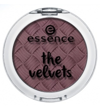 ESSENCE THE VELVETS SOMBRA DE OJOS 07 YOU BETTER MAUVE !
