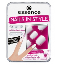 ESSENCE UÑAS CON ESTILO 01 THE WHITE IT PIECE