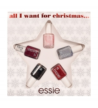 ESSIE ALL I WANT FOR CHRISTMAS SET X 5 LACAS UÑAS ¡SUPEROFERTA!