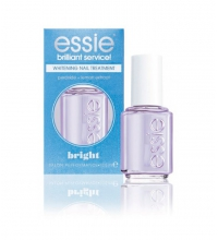 ESSIE BRILLIANT SERVICE WHITENING NAILS TRATAMIENTO BLANQUEANTE 13.5 ML