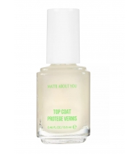 ESSIE MATTE ABOUT YOU MATTE FINISHER ACABADO MATE 13.5 ML