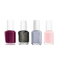ESSIE ESMALTE UÑAS MINI QUAD X 4 5 ML SET ¡OFERTA!
