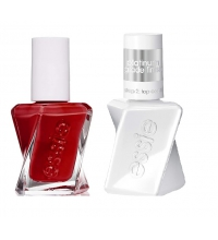 ESSIE GEL COUTURE 2 STEPS X 2 GEL UÑAS SET