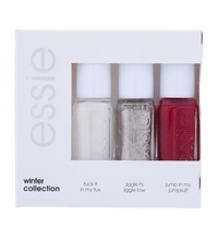 ESSIE ESMALTE UÑAS SET 3 PIEZAS WINTER COLLECTION
