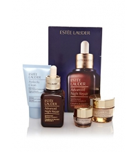 ESTEE LAUDER ADVANCED NIGHT REPAIR SYNCRONIZED RECOVERY COMPLEX II SET REGALO