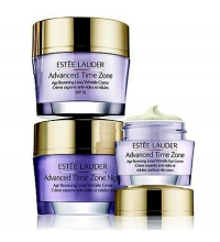 ESTEE LAUDER ADVANCED TIME ZONE 3-TO-TRAVEL SET