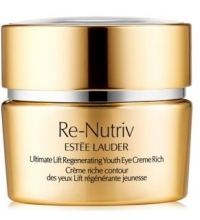 ESTEE LAUDER RE-NUTRIV ULTIMATE REGENERATING YOUTH EYES CREAM RICH 15ML