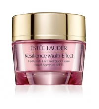 ESTEE LAUDER RESILIENCE MULTI EFFECT FACE AND NECK CREAM SPF 15 50 ML