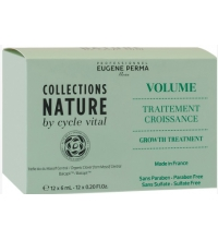 EUGENE PERMA COLLECTIONS NATURE BY CICLE TRATAMIENTO CRECIMIENTO 12 X 6 ML