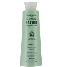 EUGENE PERMA COLLECTIONS NATURE BY CYCLE CHAMPU ARGENT 1000ML