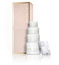 EVE LOM DECADENT CLEANSER (CLEANSER 200 ML, 100 ML, 50 ML, 20 ML, MUSLIN) SET REGALO